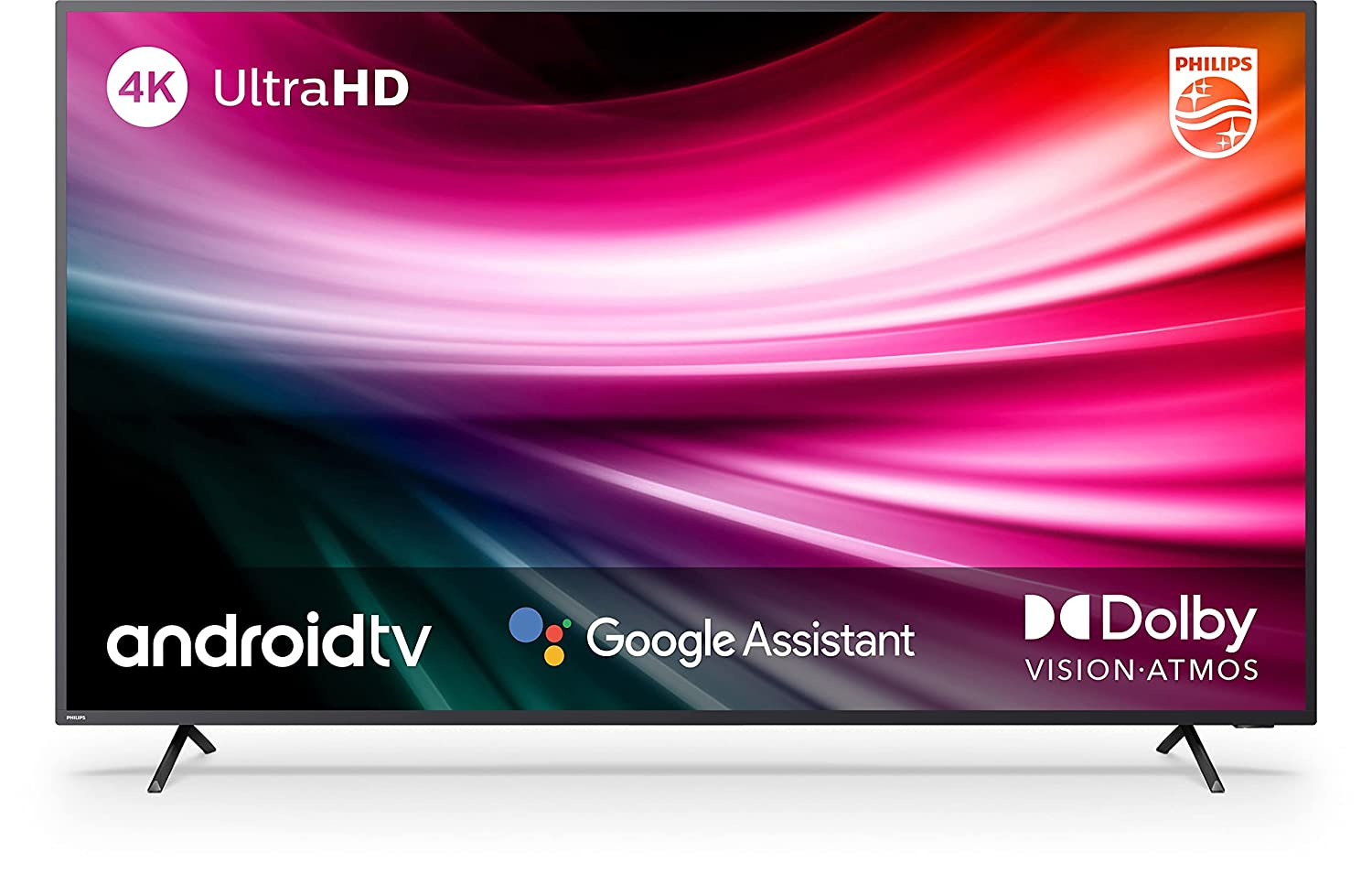 Philips 50 inches 4K UHD LED Android TV (50PUT8215/94)